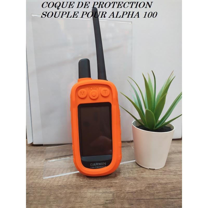 COQUE SILICONE GARMIN ALPHA 100