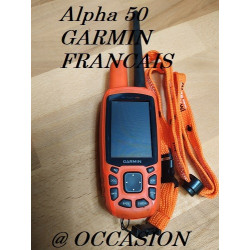 OCCASION TELECOMMANDE GARMIN ALPHA 50