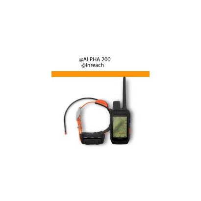 GARMIN ALPHA 200+ COLLIER T5 F ou T5 MINI F