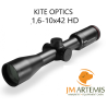 Lunette polyvalente KITE OPTICS K6 1,6-10x42 HD