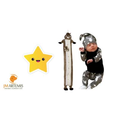 CADEAUX BEBE CHASSEUR DE SANGLIER
