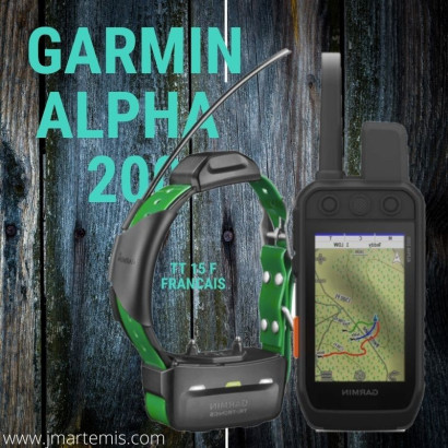 ENSEMBLE GARMIN ALPHA 200 FRANCAIS