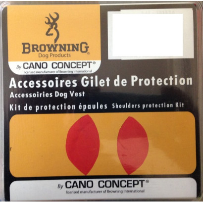 KIT PRETECTION EPAULE GILET BROWNING CANO