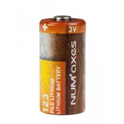 Pile lithium CR123/A 3V VARTA PRO