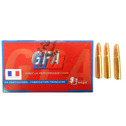 Boite de balles GPA 9.3X72R