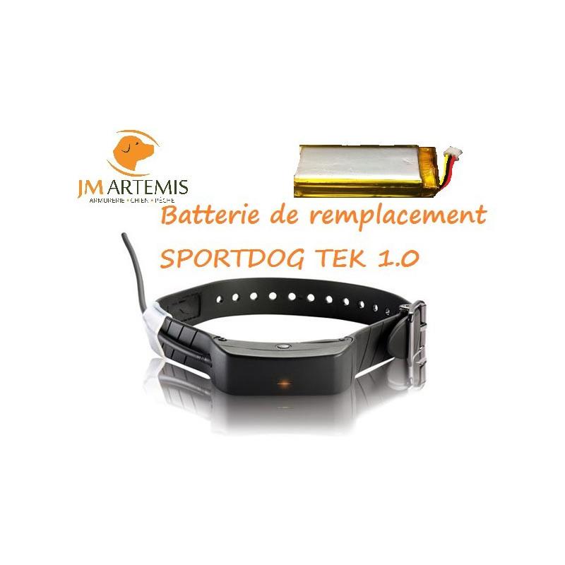 Batterie rechange collier SPORTDOG TEK 1.0