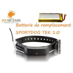 BATTERIE DE RECHANGE COLLIER SPORTDOG TEK 1.0