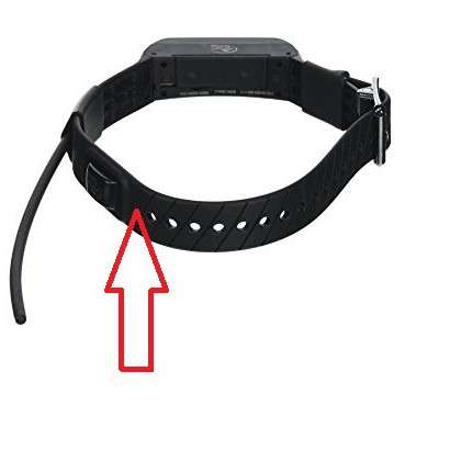 SANGLE BALISE GPS COLLIER REPERAGE SPORTDOG TEK 1.0