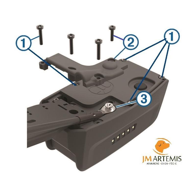 VIS N°2 petit capot antenne Collier TT15-T5-TT15 MINI-T5MINI