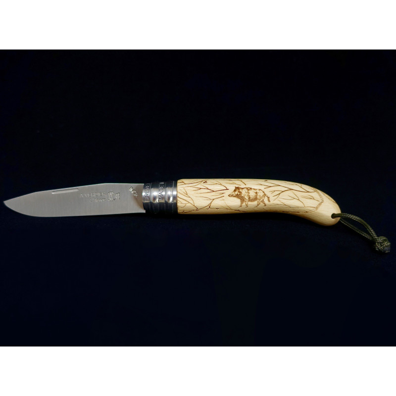COUTEAUX CHASSE MODELE SANGLIER