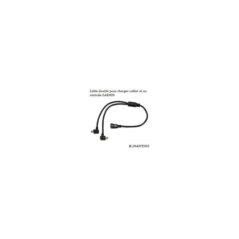 Câble adaptateur double GARMIN