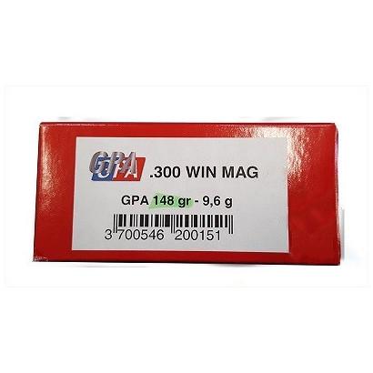 Boite de balles GPA 300 WIN MAG GPA